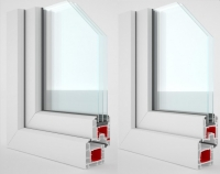 Окна и двери из профиля Krauss