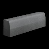 Бордюр дорожный серый 1000х300х150