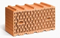 Крупноформатный керамический, поризованный, блок 14,3 НФ, М-100