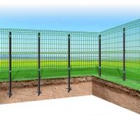 Забор 3D, система ограждений