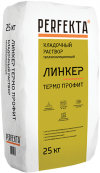 Кладочный раствор теплоизоляционный Линкер Термо Профит, 25 кг