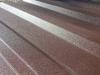 Профнастил оцинкованный RAL 8017 покрытие КОРАЛЛ (шоколадно-коричневый) C8, 0,5х1,200 х2000 , ПЭ