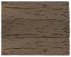 Клинкерный кирпич полнотелый, пустотелый, Коричневый ручник М 300