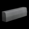 Бордюр магистральный серый 1000х450х180 Б-5 (10 шт)
