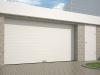 Гаражные секционные ворота DoorHan c пружинами растяжения
