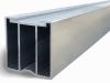 Лага алюминиевая 40*35мм с 2-я доп. ребрами жесткости  для террасной доски