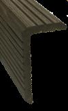 Уголок ДПК для террасной доски Darvolex, Ecodeck, Deckron (брашинг) для террасной доски