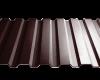 Профнастил RAL 8017 (шоколадно-коричневый) МП 20, 0,45х1150х2000, ПЭ