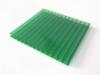 Сотовый поликарбонат SUNNEX (12 м,6 мм, Зеленый)