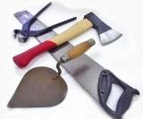 Ручной инструмент, хозинвентарь