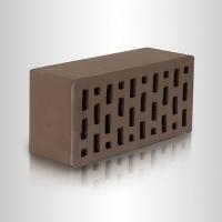 Кирпич керамический рядовой пустотелый Коричневый 1,4 НФ