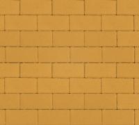 Плитка тротуарная желтая 60 мм