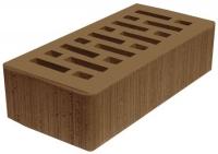 Кирпич керамический 1НФ одинарный лицевой шоколад