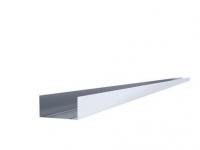 Профиль направляющий 50x40, толщиной 0,4 мм (3м )