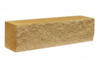 """Кирпич облицовочный гиперпрессованный, одинарный """"Фагот"""" полнотелый, гладкий, рваный камень"""