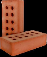 Кирпич рядовой теплый полнотелый М 150-175