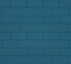 Плитка тротуарная синяя 40 мм