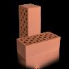 Кирпич керамический лицевой пустотелый Красный 1,4 НФ
