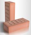 Кирпич рядовой полнотелый М 75-100