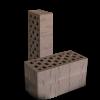 Кирпич керамический лицевой пустотелый коричневый CORTEX 1НФ