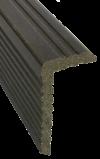 Уголок ДПК (нешлифованый) для террасной доски Olympiya, Holzhof бесшовная для террасной доски