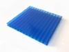Сотовый поликарбонат SUNNEX (12 м,10 мм, Синий)