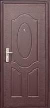 Металлическая дверь Е-70 внутреннее открывание Цитадель