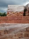 Кирпич керамический рядовой пластич.форм. М-200, F75