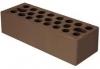 Кирпич лицевой шоколад 1НФ М175 F75