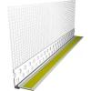 Оконный профиль примыкающий с сеткой  2,4м