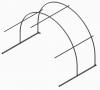 Теплица (удлинитель каркаса) 2м
